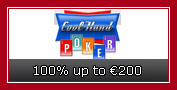Cool Hand Poker $350 Bonus