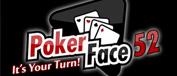 PokerFace 52 Logo