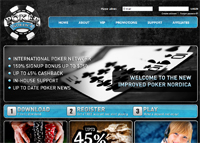 PokerNordica Homepage