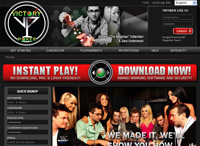 Victory Poker Homepage
